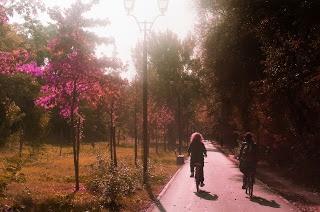 Φθινοπωρινή ποδηλατάδα