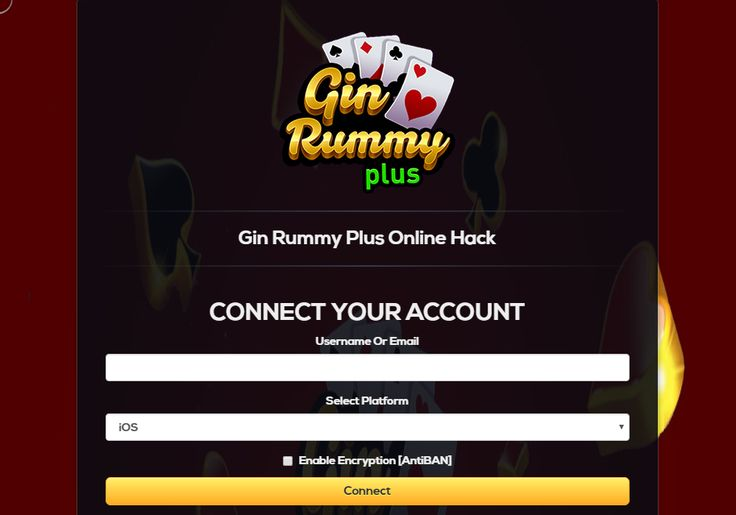 Gin Rummy Plus Unlimited Coins Online Hack and Cheats http://aifgaming.net/gin-rummy-plus-online-hack-cheats/