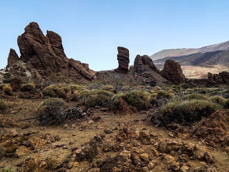 Teneriffa - In der Caldera beim Vulkan Teide - http://treat-of-freedom.de/teneriffa-tipps-ausfluege/