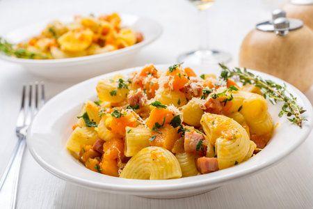 Těstoviny s ricottou / Recepty z jednoho hrnce