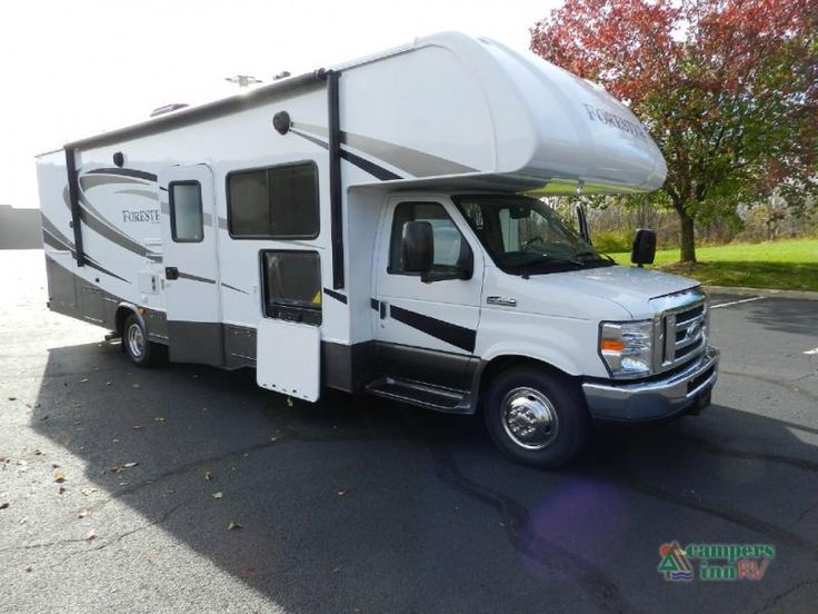 New 2016 Forest River RV Forester 3051SS Ford Motor Home Class C at Campers Inn | Hatfield, PA | #18172