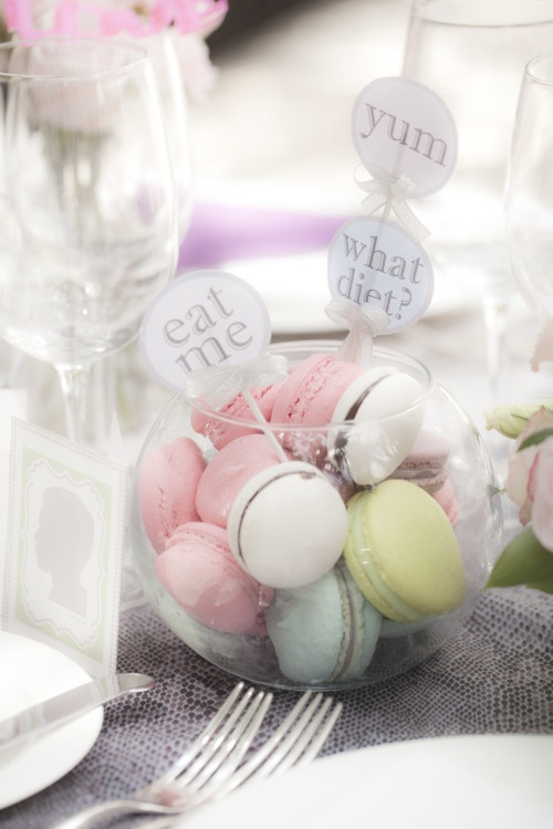 ... Mad on Pinterest | Macaroons, Macaron tower and Blueberry sorbet