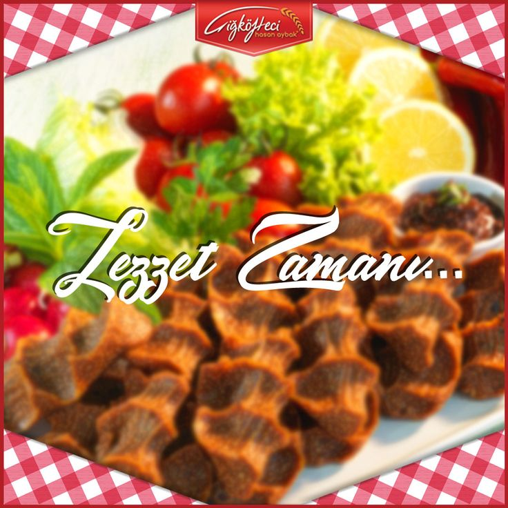 Çiğköfte söz konusu olduğunda, günün her anı lezzet zamanı ;) #çiğköftecihasanaybak #çiğköfte #lezzet