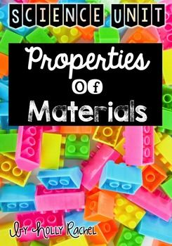 Properties of MaterialsYour students will love this fantastic pack of Science activities, ideal for supporting teaching of Properties of Materials! Included are six materials activities:-Investigate it!Teddy's umbrella has a hole in it! Students investigate which material would be best to fix it.-Create it!Students design their own chair, thinking carefully about the properties the materials it is made from need.
