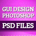 52 Fresh GUI Design Photoshop PSD Files
