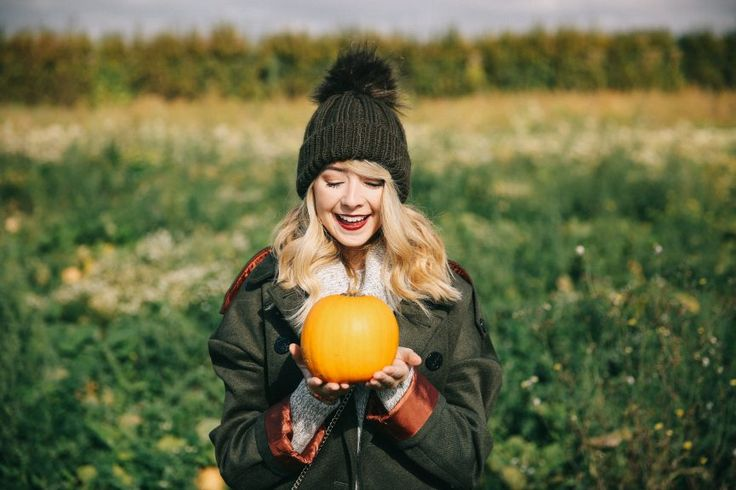 Zoella | Pumpkin Picking