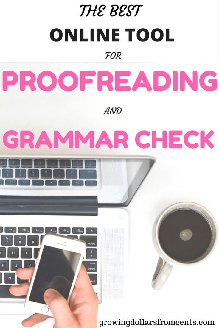 This FREE online tool instantly corrects almost all of my grammatical errors on my emails, documents, blog posts and more! Get Grammarly now!proofreading online-marks-checklist | proofreading for kids-freelance-beginners | grammar check app-website-learn english