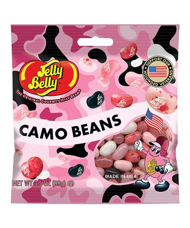 This Pink Camo Jelly Bean Bag - Set of 12 is perfect! #zulilyfinds
