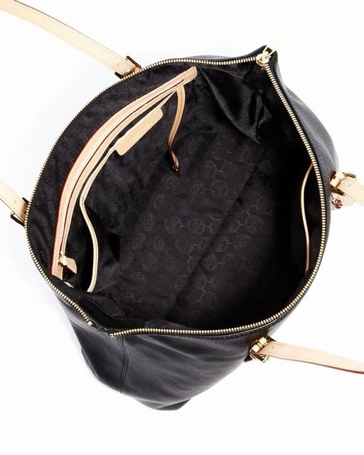 Michael Kors Jet Set Groß Artikel Tote Schwarz Soft 0 #fashionbag#jewellery|#jewellerydesign}
