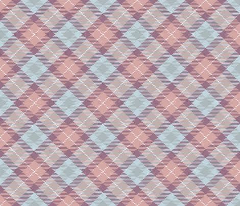 Plaid 13, L fabric by animotaxis on Spoonflower - custom fabric