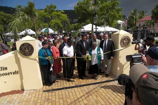 US Virgin Islands - The Trust for Public Land. Roosevelt Park, St. Thomas, Virgin Islands