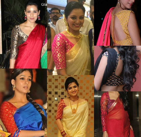 DIY(Do IT Yourself) Sarees ~ Fashion Trends ~ - South India Fashion