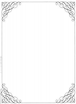 Image of Clip Art Border