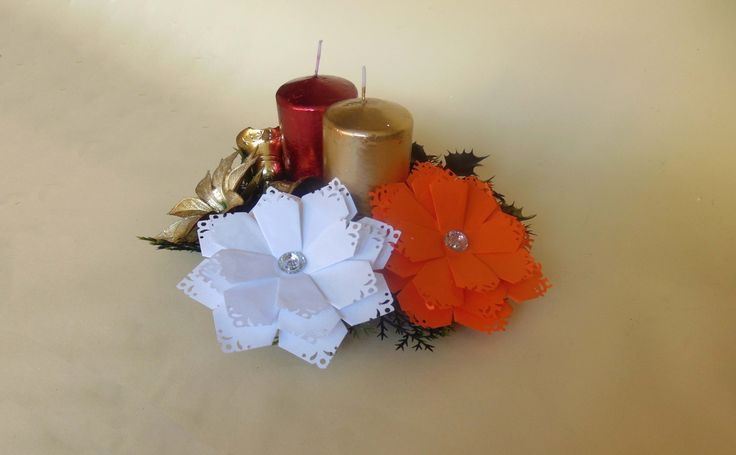 10 best images about manualidades con papel on pinterest - Manualidades con fieltro para navidad ...