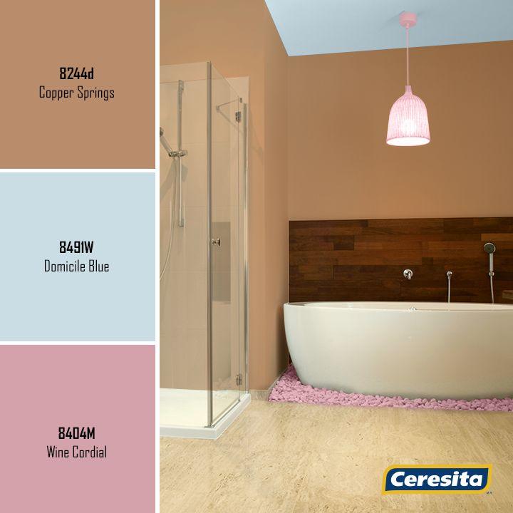 17 mejores ideas sobre Colores De Pintura De Baño en Pinterest