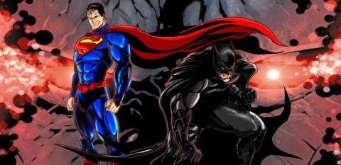 Com-Mix Strip Presents: Superman Vs. Batman Vs. Me