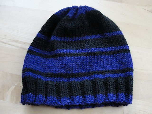 Ravelry: Ellen's Knit Hat pattern by Ellen Harpin
