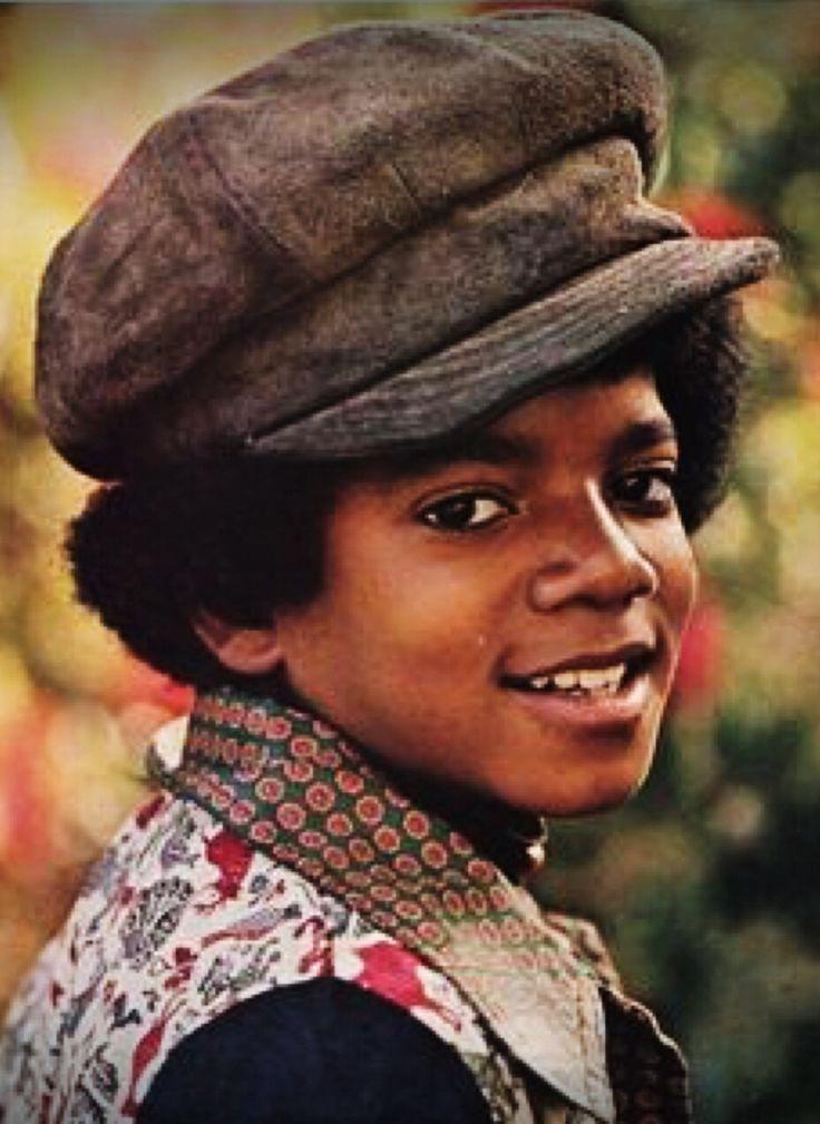 michael beautiful young