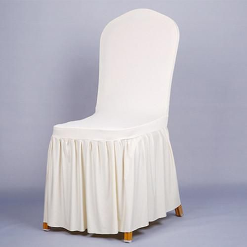 USPIRIT Wedding Chair Covers Housse De Chaise Spandex Chair Covers High Quality Home Wedding Decoration Chair Cover