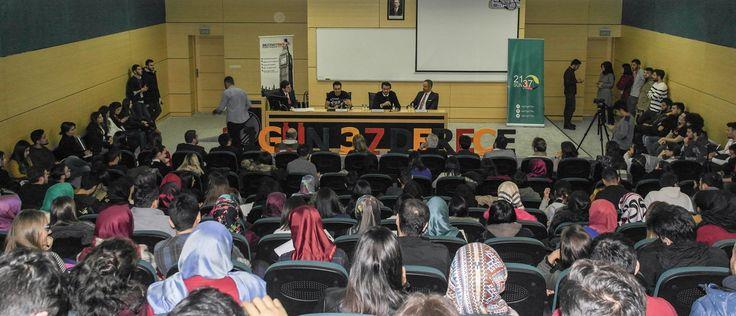 Genç Girişimcilerden '' Yıldızların Altında İhracat Zirvesi '' adlı panel   Haberhan Siyasi Güncel Haber Sitesi