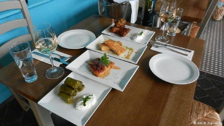 Τέλος στο τζατζίκι, τον γύρο και τη φολκλόρ διακόσμηση στα Ελληνικά εστιατόρια της Γερμανίας