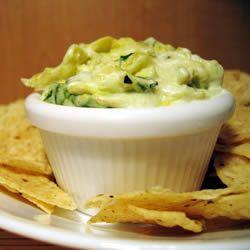 Hot Artichoke and Spinach Dip II Allrecipes.com