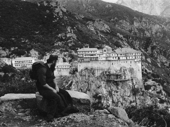 balafas Le Mont Athos un haut lieu spirituel en Grèce