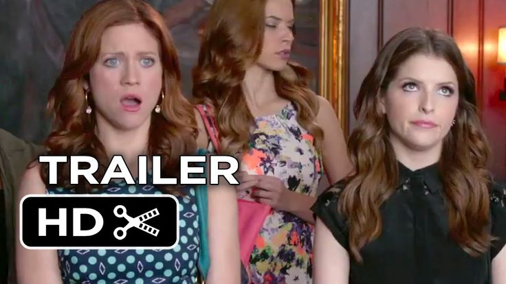 """2nd Pitchin' Trailer for 'Pitch Perfect 2'! """"Why is the most talented one Australian?"""""""