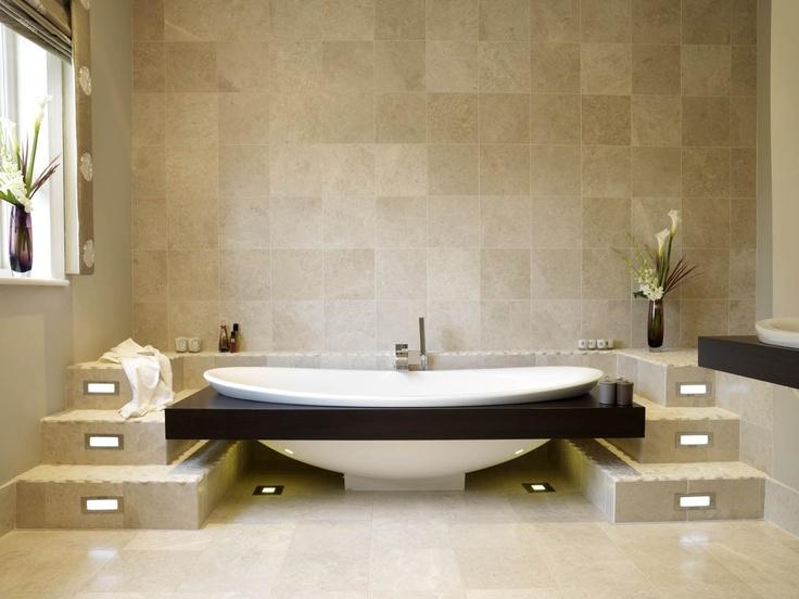 Bathroom, Dalton House by Oliver Burns