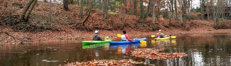 River Town Adventures - Lansing Canoe & Kayak Rentals