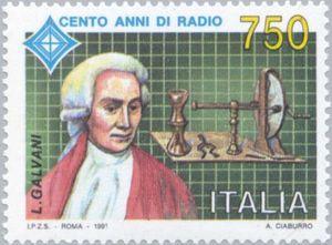 Radio- Luigi Galvani