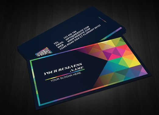30 best business cards los angeles images on pinterest card printing fly can make your business cards colorful without taking away its class reheart Gallery