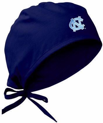 University of North Carolina Navy Scrub Cap