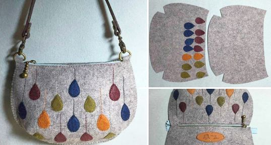 Πως να Φτιάξετε μια Τσάντα από Τσόχα   Φτιάξτο μόνος σου - Κατασκευές DIY - Do it yourself