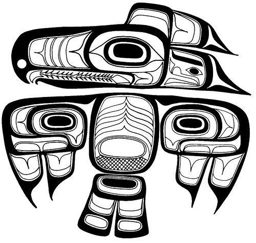 Pacific Northwest native American work