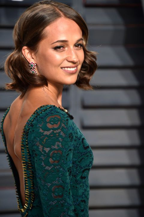 The hairstyle that proved to be a popular choice on the 2017 Oscars red carpet: