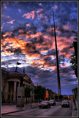 The Spire of Dublin by Jose A.G.H., via Flickr