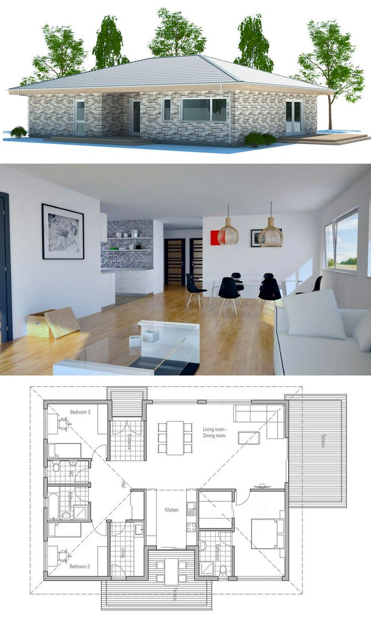 small house plan - House Planning