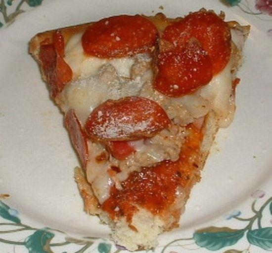 Recette de Pizza au chorizo : la recette facile