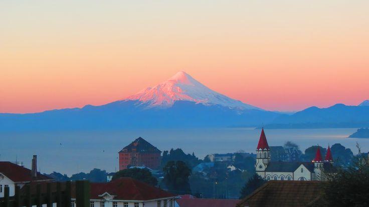 Volcán Osorno, Puerto Varas Chile
