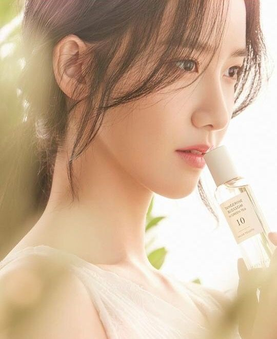 Yoona for innisfree
