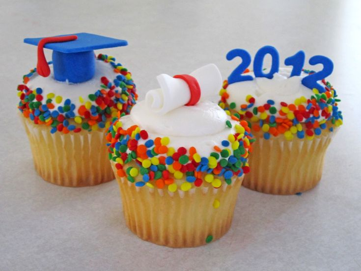 graduation cupcake picks google search party ideas graduation pinterest graduation. Black Bedroom Furniture Sets. Home Design Ideas