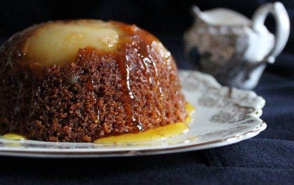 17 Best Ideas About Treacle Sponge Cake On Pinterest