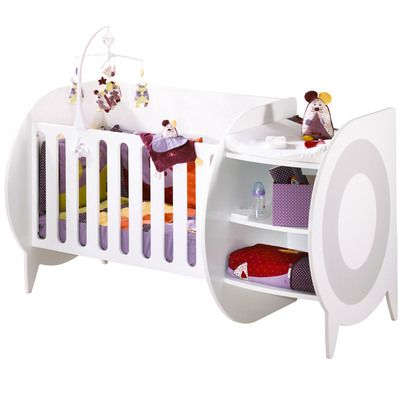 Onde lit chambre transformable Sauthon Easy