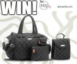 #Win A #Storksak Bobby #Nappy #Bag! *Competition closes Mar 31st* #contest #baby #style #function