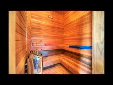 Dry sauna by blocnow.com