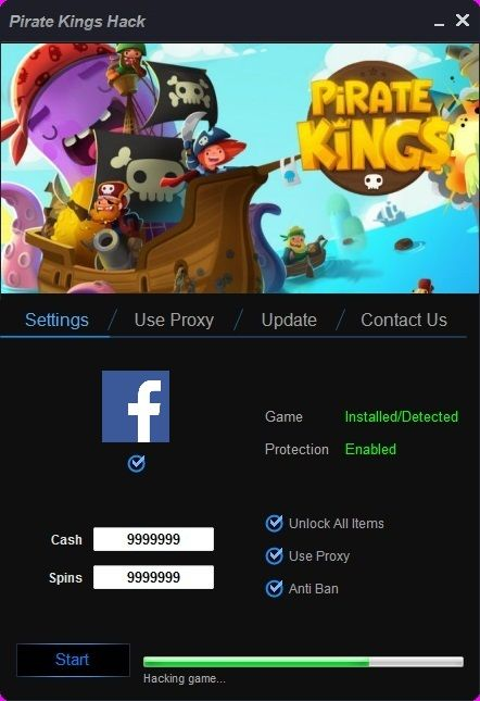Pirate Kings Hack Cheats Tool