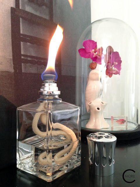 Lámpara difusora de aroma!...     Otro regalito de Navidad que me encanto!...MP