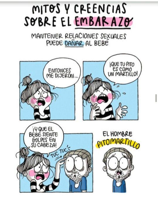 Mitos y creencias sobre el embarazo, Agustina Guerrero La Volátil