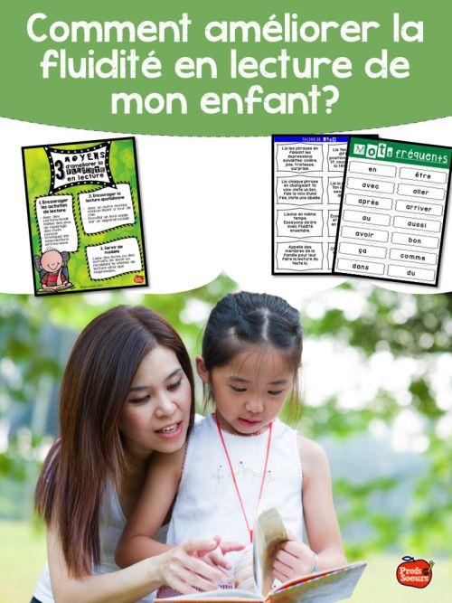 Comment aider mon enfant à améliorer sa fluidité en lecture?